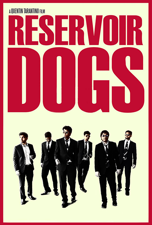 "Movie poster image for ""RESERVOIR DOGS """