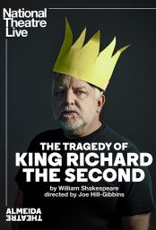 """Movie poster image for """"National Theatre Live: THE TRAGEDY OF KING RICHARD II"""""""