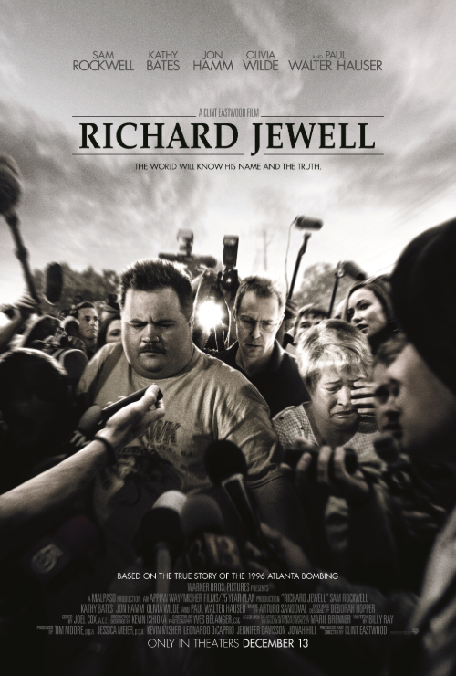 """Movie poster image for """"RICHARD JEWELL"""""""