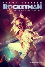 "Movie poster image for ""ROCKETMAN"""