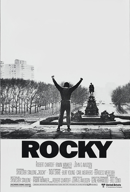 Movie poster image for 'ROCKY'
