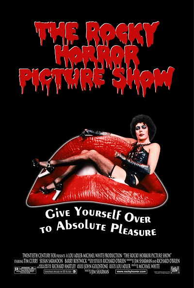 "Movie poster image for ""THE ROCKY HORROR PICTURE SHOW"""