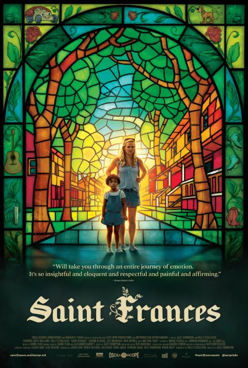 Movie poster image for 'SAINT FRANCES'