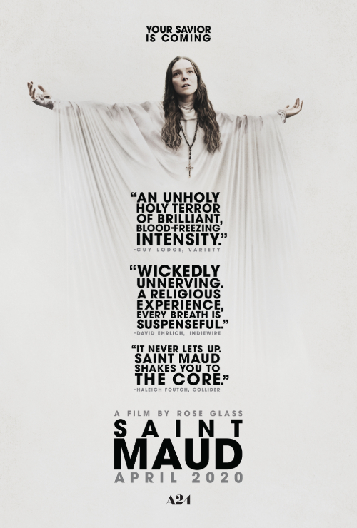 Movie poster image for SAINT MAUD