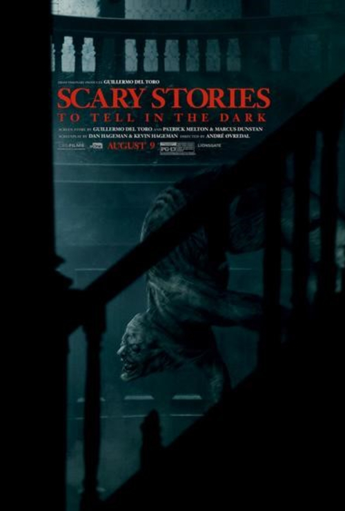 "Movie poster image for ""SCARY STORIES TO TELL IN THE DARK"""