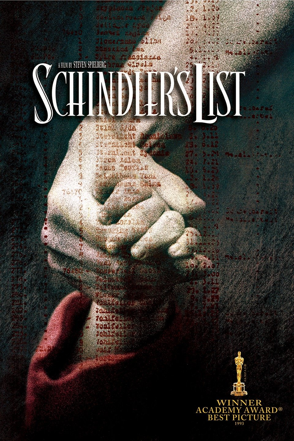 "Movie poster image for ""SCHINDLER'S LIST 25th ANNIVERSARY"""