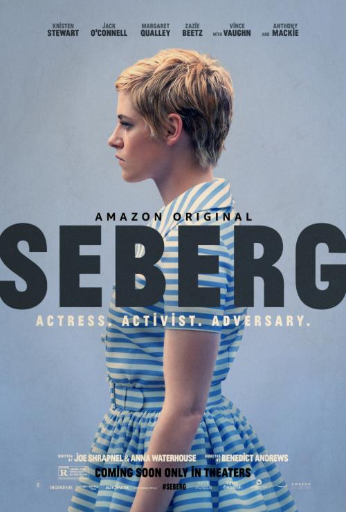 Movie poster image for 'SEBERG'