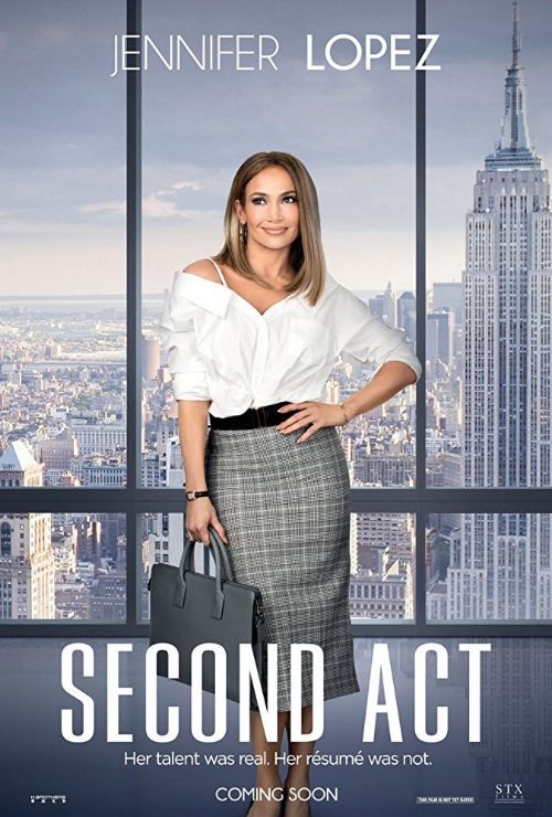 "Movie poster image for ""SECOND ACT"""