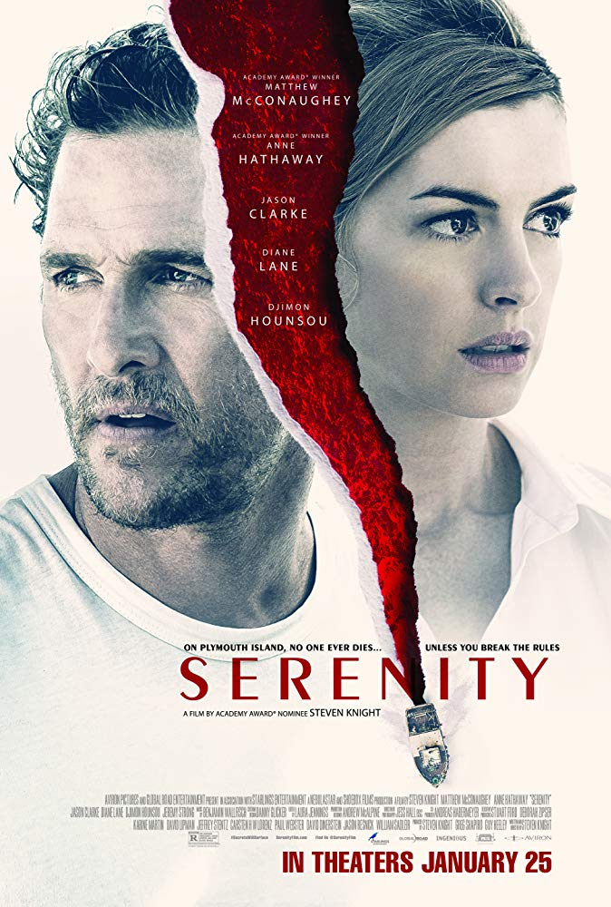 "Movie poster image for ""SERENITY """
