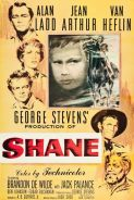 Movie poster image for SHANE