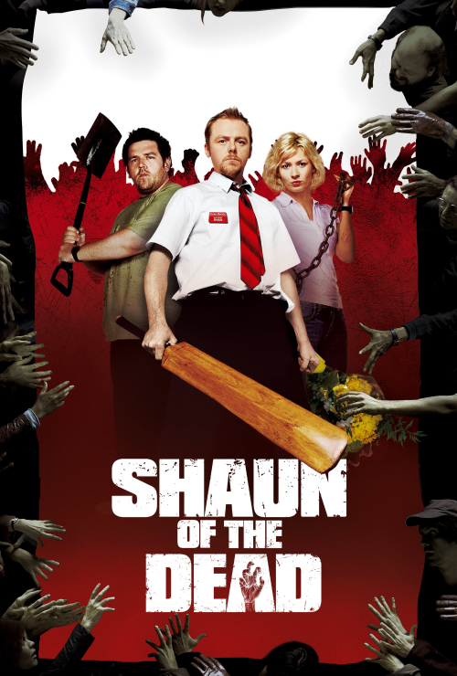 "Movie poster image for ""SHAUN OF THE DEAD - HORROR FEST"""