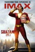 Poster of SHAZAM! in IMAX