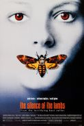 THE SILENCE OF THE LAMBS  Movie Poster