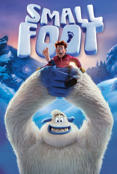 "Movie poster image for ""SMALLFOOT"""