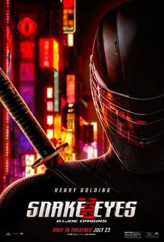Movie poster image for SNAKE EYES