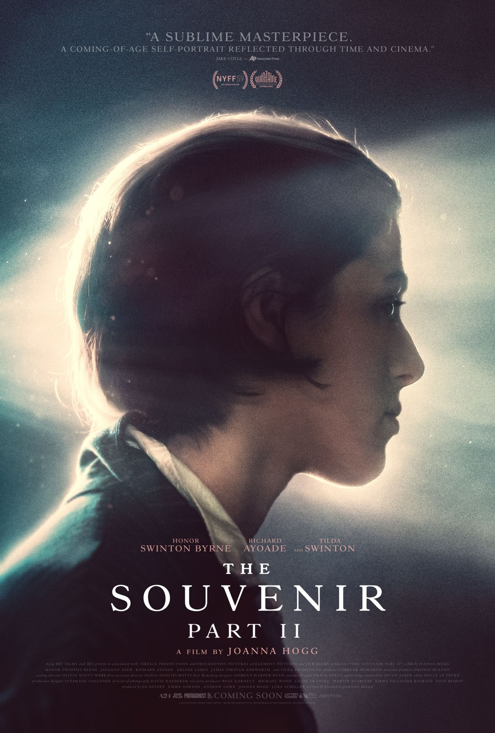 Movie poster image for THE SOUVENIR: PART II