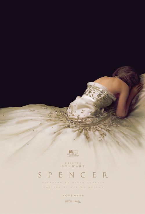Movie poster image for SPENCER