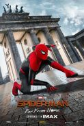 Poster of SPIDER-MAN: FAR FROM HOME in IMAX