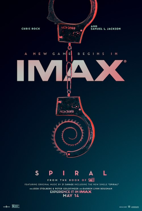 Movie poster image for SPIRAL: SAW in IMAX