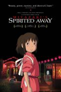 SPIRITED AWAY - Studio Ghibli Festival Movie Poster