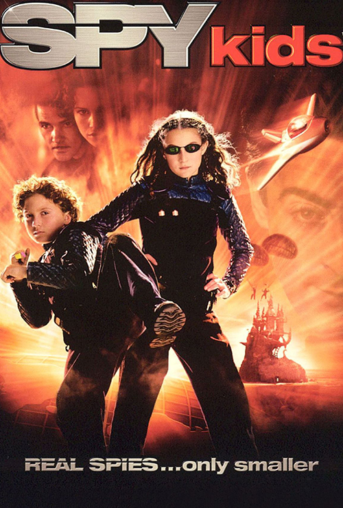 "Movie poster image for ""SPY KIDS"""
