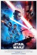 Poster of STAR WARS: THE RISE OF SKYWALKER in IMAX