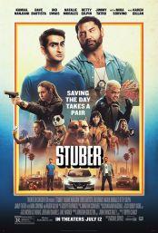 """Movie poster image for """"STUBER"""""""