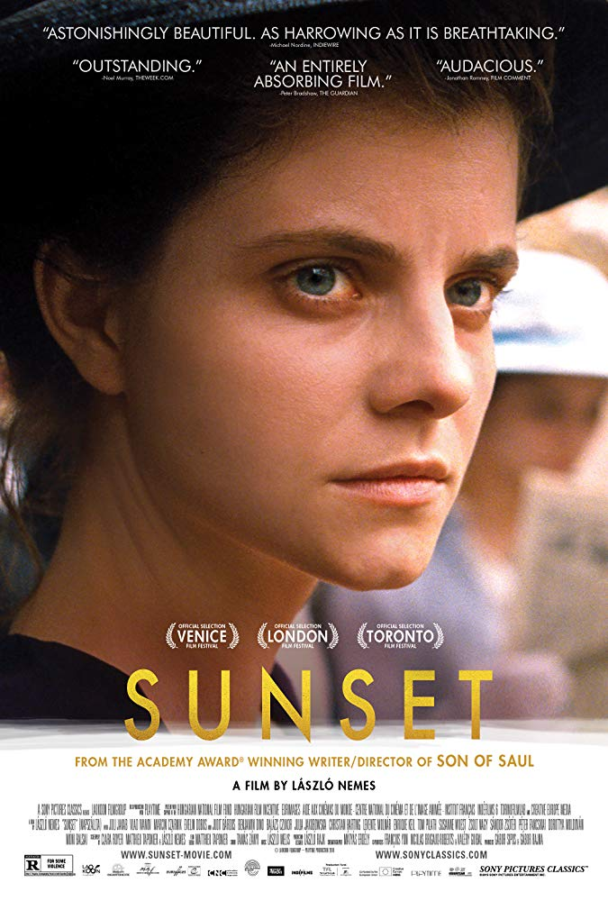 """Movie poster image for """"SUNSET"""""""