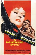 Poster of SUNSET BOULEVARD