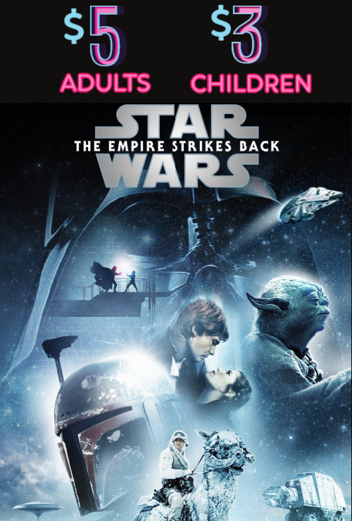Movie poster image for STAR WARS: EPISODE V - THE EMPIRE STRIKES BACK