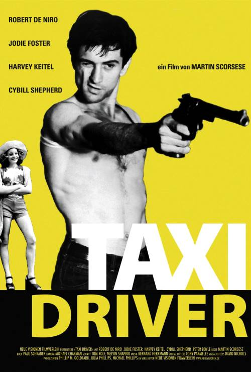 "Movie poster image for ""TAXI DRIVER"""