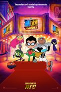 Movie poster image for TEEN TITANS GO! TO THE MOVIES