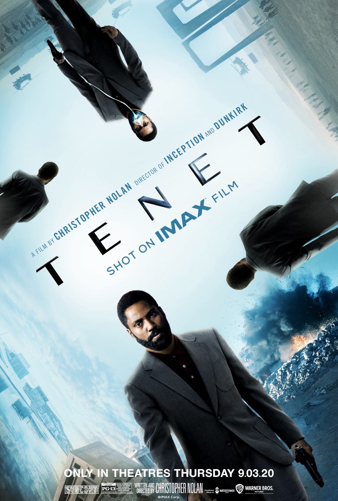 Movie poster image for TENET in IMAX