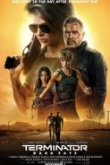 Movie poster image for TERMINATOR: DARK FATE