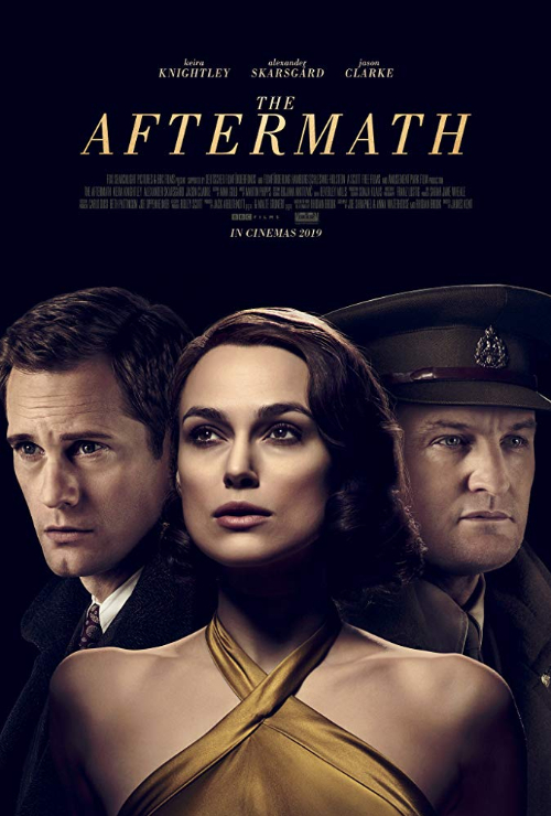 "Movie poster image for ""THE AFTERMATH"""
