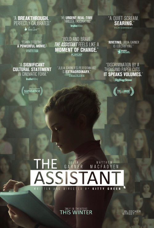 "Movie poster image for ""THE ASSISTANT"""