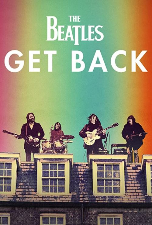 Movie poster image for THE BEATLES: GET BACK