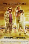 Joel & Ethan Coen's THE BIG LEBOWSKI Movie Poster