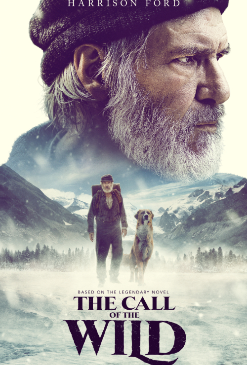 "Movie poster image for ""THE CALL OF THE WILD"""