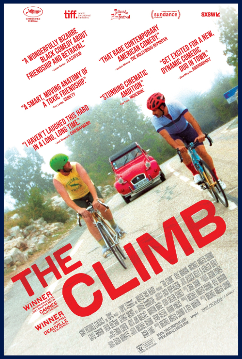 Movie poster image for THE CLIMB