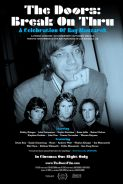 THE DOORS: BREAK ON THRU -  A CELEBRATION OF RAY MANZAREK Movie Poster