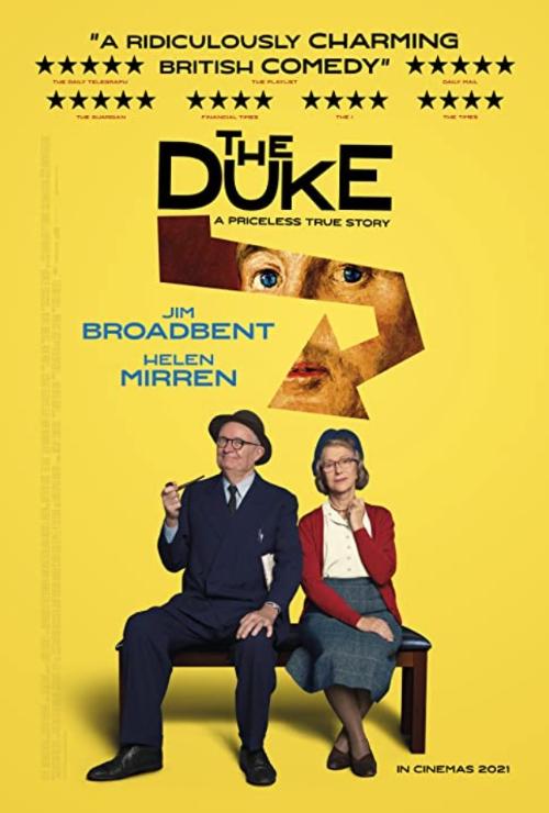Movie poster image for THE DUKE