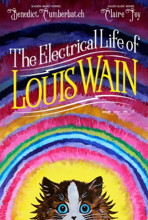 Movie poster image for THE ELECTRICAL LIFE OF LOUIS WAIN