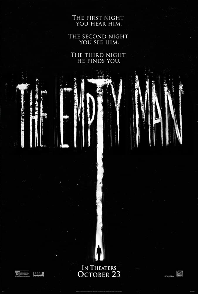 Movie poster image for THE EMPTY MAN