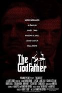 FRANCIS FORD COPPOLA'S THE GODFATHER Movie Poster