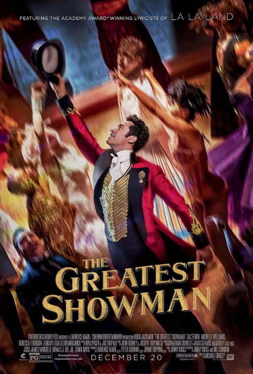 """Movie poster image for """"THE GREATEST SHOWMAN SING-ALONG"""""""