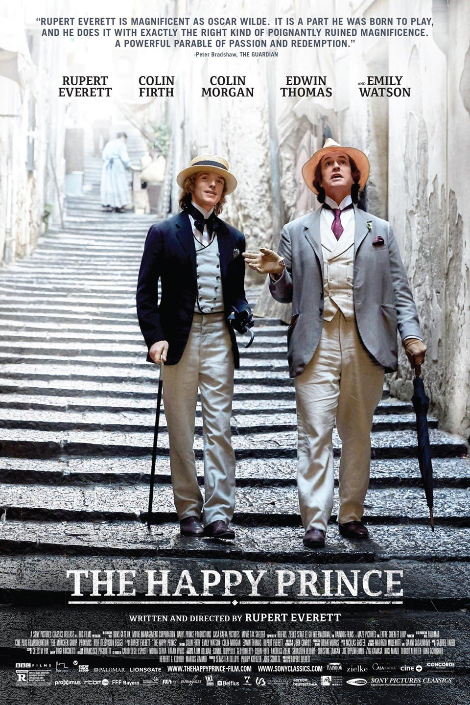 "Movie poster image for ""THE HAPPY PRINCE"""