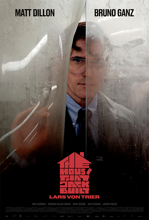 "Movie poster image for ""THE HOUSE THAT JACK BUILT - Director's Cut"""