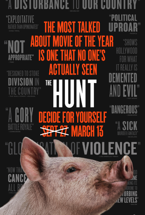 Movie poster image for 'THE HUNT'