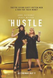 "Movie poster image for ""THE HUSTLE"""